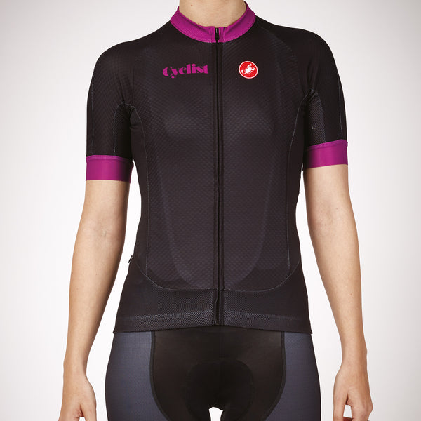 Castelli  Cyclist Women's Jersey (Black)