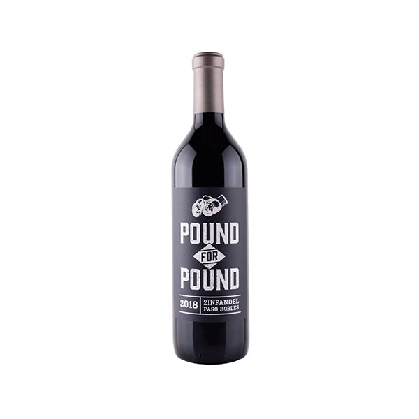 2018 McPrice Myers 'Pound for Pound' Zinfandel