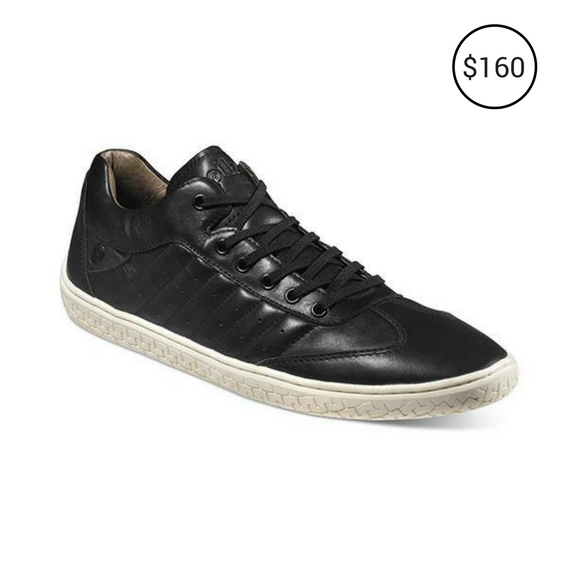 PISTONE BLACK LIFESTYLE DRIVING SHOES
