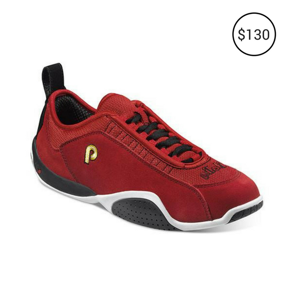 SPYDER RED YELLOW BLACK CASUAL DRIVING SHOES