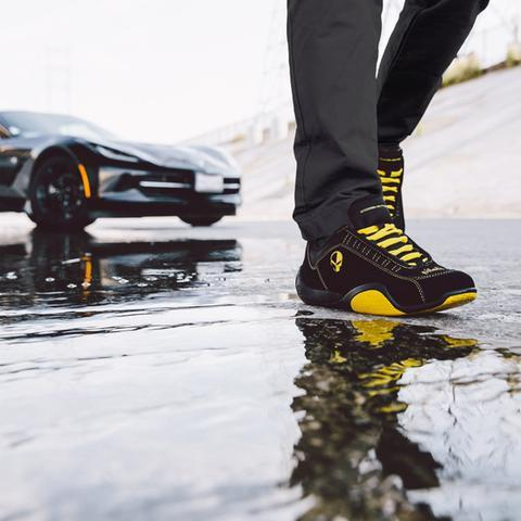 Corvette Limited Edition Casual Driving Shoes