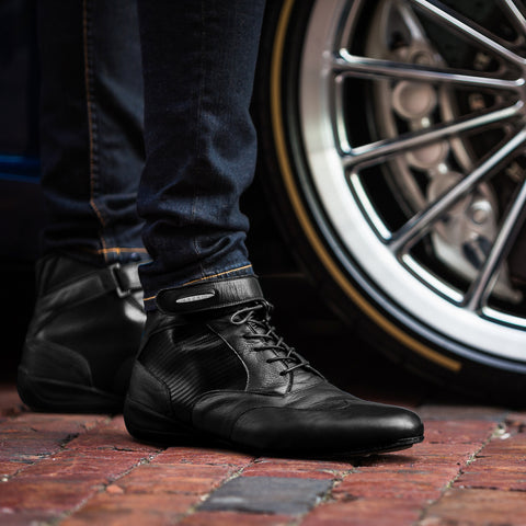 ROADSTER - Black/Carbon Piloti x Pagani
