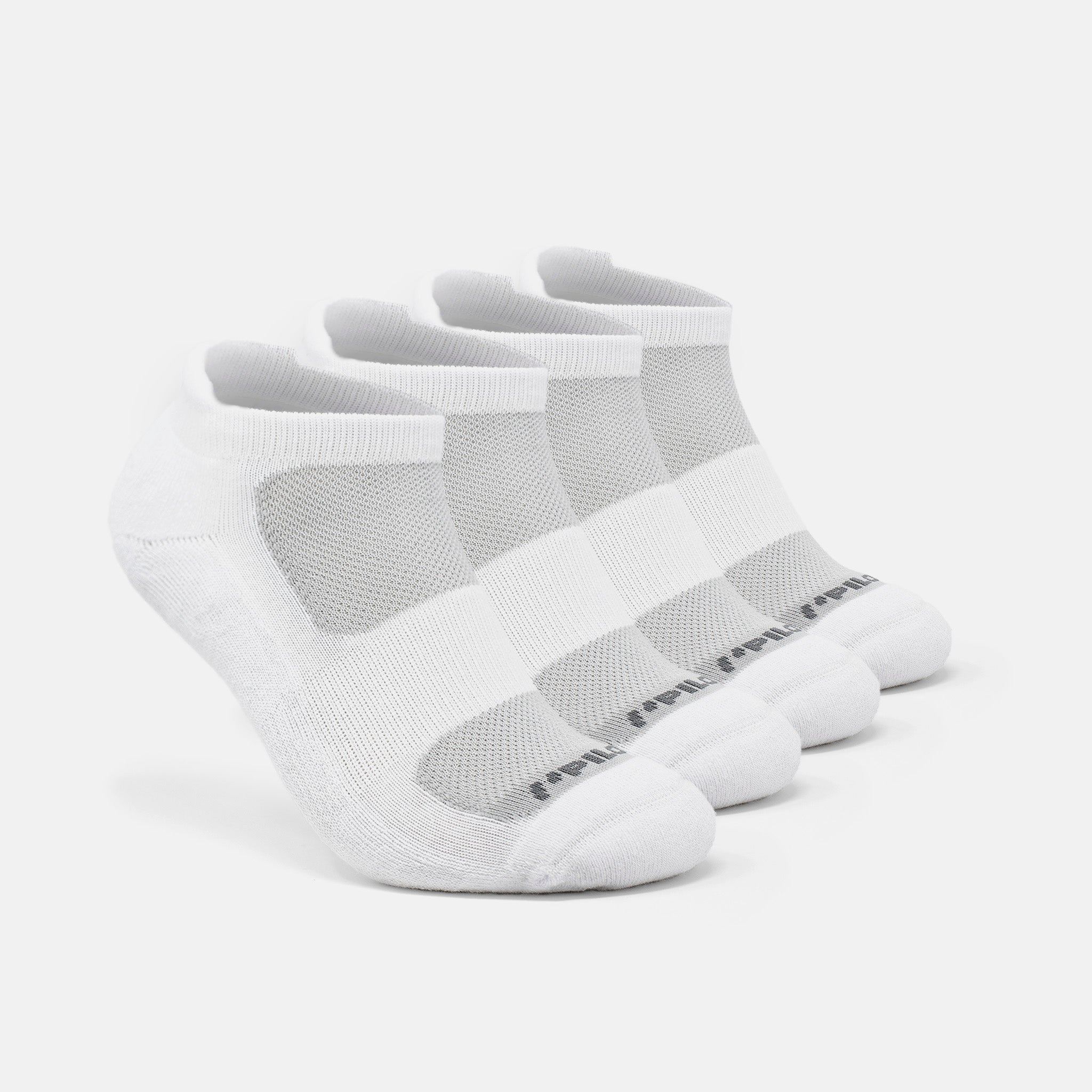 Men's Socks 4 Pack - White