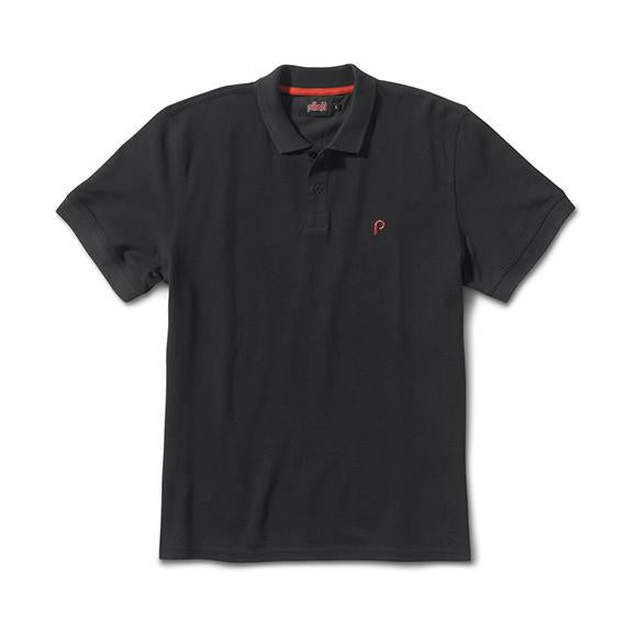 TURISMO POLO SHIRT - BLACK