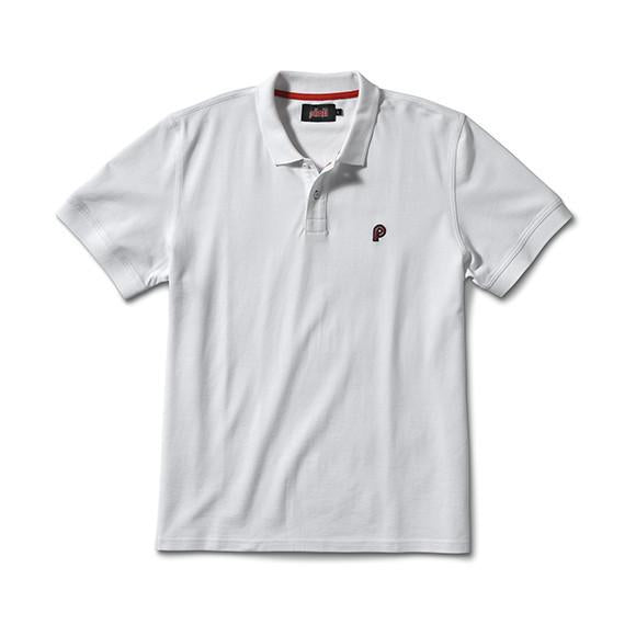 TURISMO POLO SHIRT - WHITE