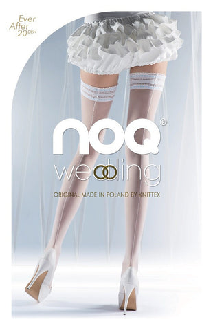 Hold-Ups Knittex Wedding Ever After 20 den [diabella_lingerie]