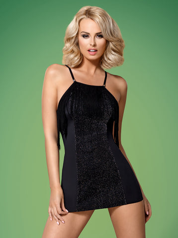 Mini dress Obsessive 824-DRE-1 [diabella_lingerie]