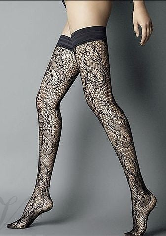 Stockings Veneziana Ar Sissi [diabella_lingerie]
