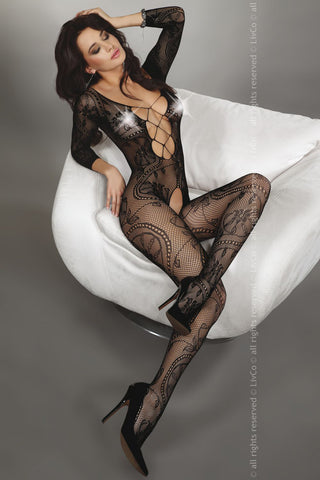 Bodystocking LivCo Corsetti Fashion Zita black [diabella_lingerie]
