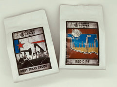 Red Dirt and West Texas Crude