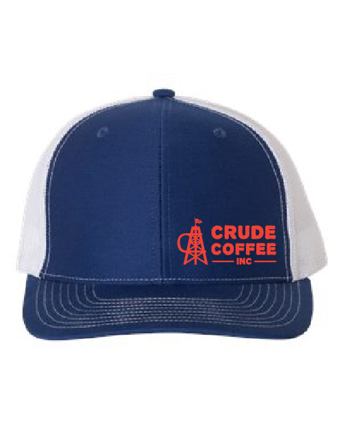 CCI Hat - Blue/White
