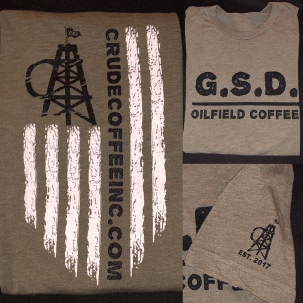 G.S.D. Short Sleeve Shirt