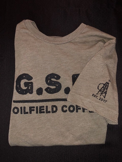 G.S.D. Short Sleeve Shirt (Olive Green)