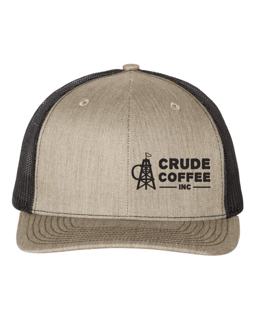 CCI Hat - Heathered Gray/Black