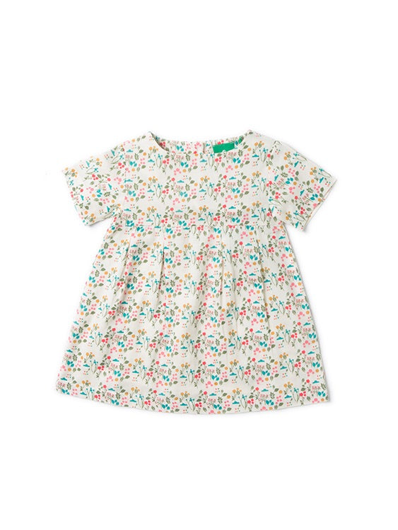 Botanical Summer Days Dress