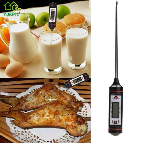 Household Food Thermometer Digital Pen Style Kitchen BBQ Dining Tools Temperature Thermometers Cooking Termometro