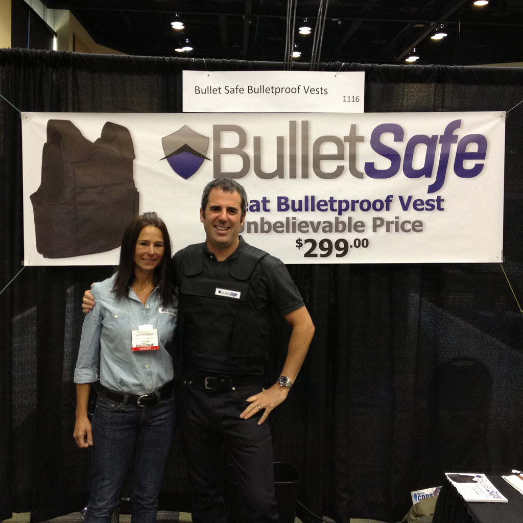 How'd You Start A Bulletproof Vest Company?Aug 7th 2013