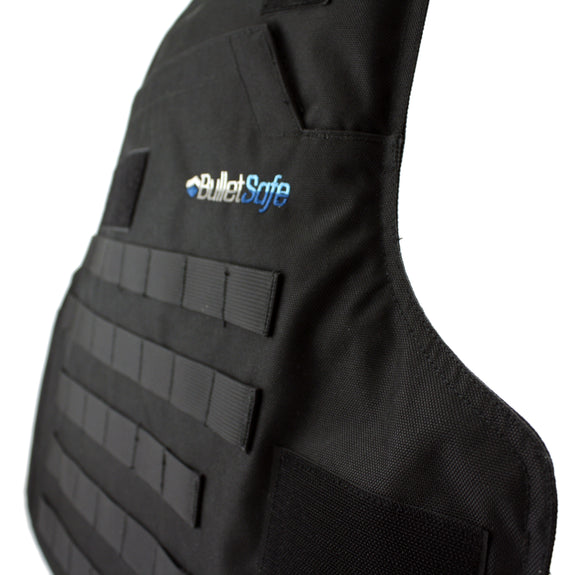 BulletSafe Bulletproof Vests - Our Tactical Carrier