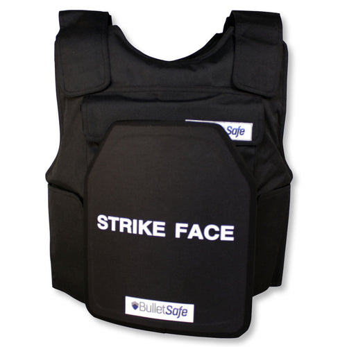 BulletSafe Introduces the $169 Ballistic Plate