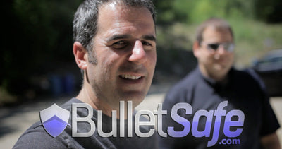 BulletSafe Bulletproof Vests - Newsletter Signup