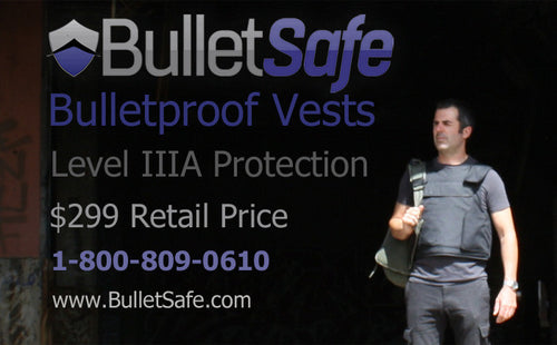 BulletSafe Bulletproof Vests to Sponsor ANME Show - Dec. 2, 2013