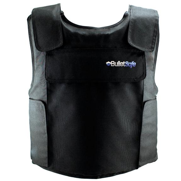 Do Bullet Proof Vests Stop Bullets?