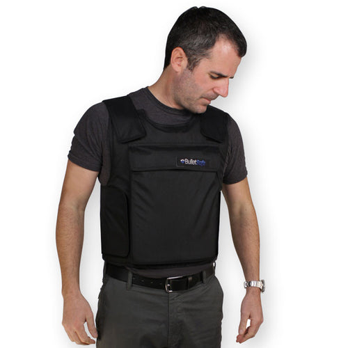 How To Put On A Bulletsafe Bulletproof Vest