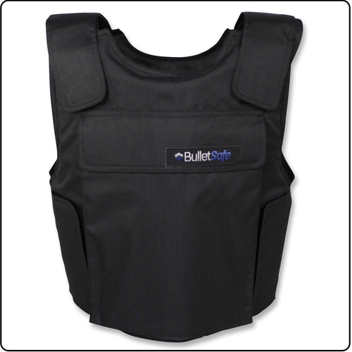 Introducing Bulletsafe Bulletproof Vests July 30th 2013