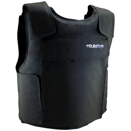 Our Bulletproof Vest - Front-Quarter View