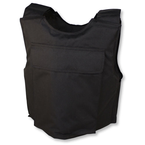 Our Bulletproof Vest - Rear View