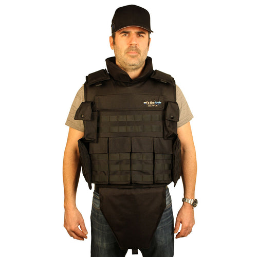 The BulletSafe Alpha Bulletproof Vest - Feb 27, 2015