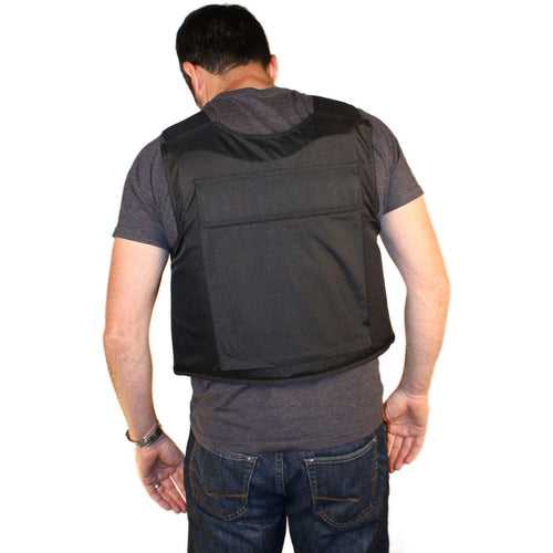 The Bulletsafe Vest - Rear View #2