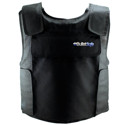 Who Wears Bullet Proof Vests?