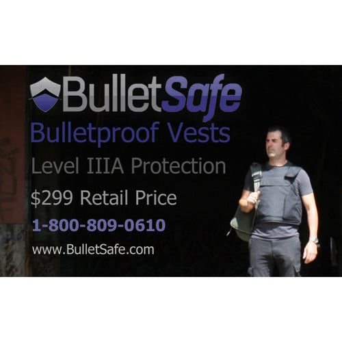 Apply Here To Sell BulletSafe Vests