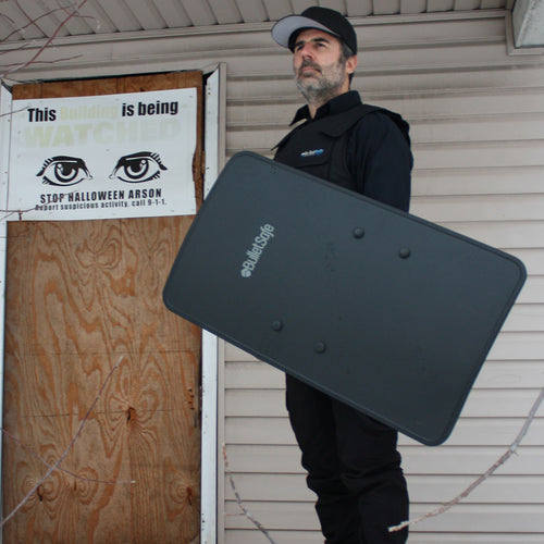 The BulletSafe Level IIIA Bulletproof Shield - BulletSafe Bulletproof Vests