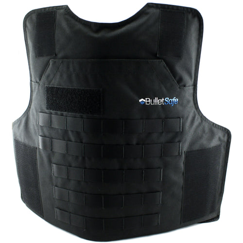 Tactical Front Carrier for BulletSafe Bulletproof Vest - BulletSafe Bulletproof Vests