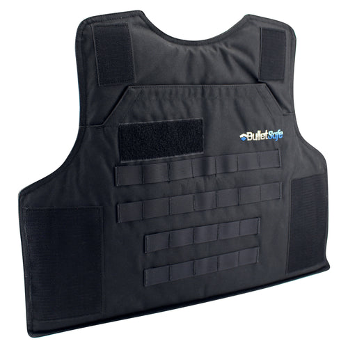 Tactical Front Carrier - Accessory for BulletSafe Bulletproof Vests