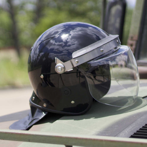 RiotReady Riot Helmet - Side View