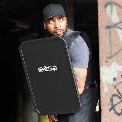 The BulletSafe ARAK Bulletproof Shield - BulletSafe Bulletproof Vests
