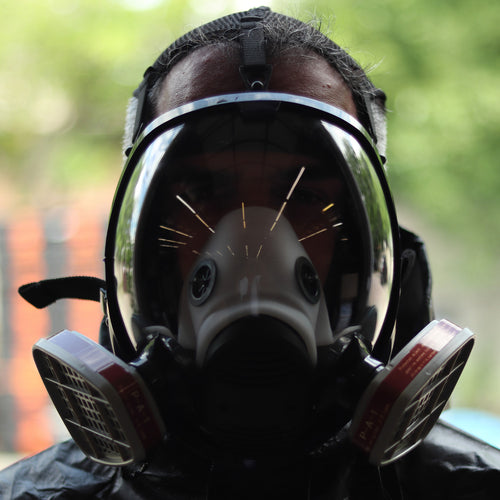 The BreatheSafe Respirator / Gas Mask Kit - In Stock - Ships Now!