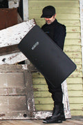 The BulletSafe Bulletproof Shield Being Used - BulletSafe