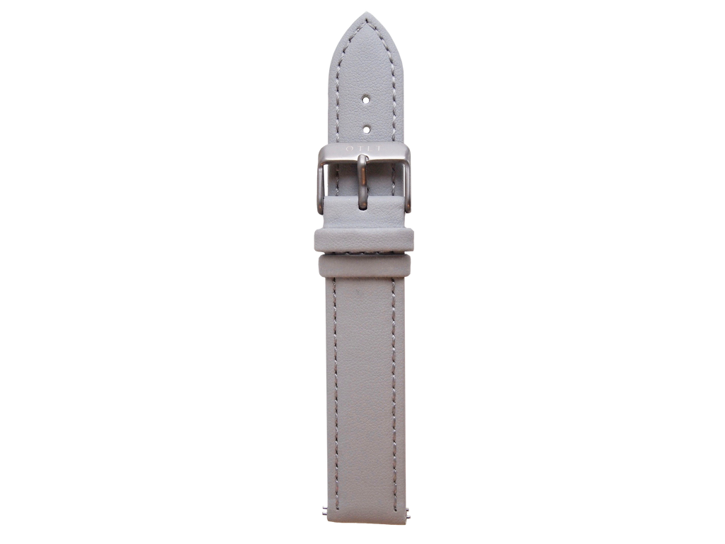 Womens Quick-Release Leather Band