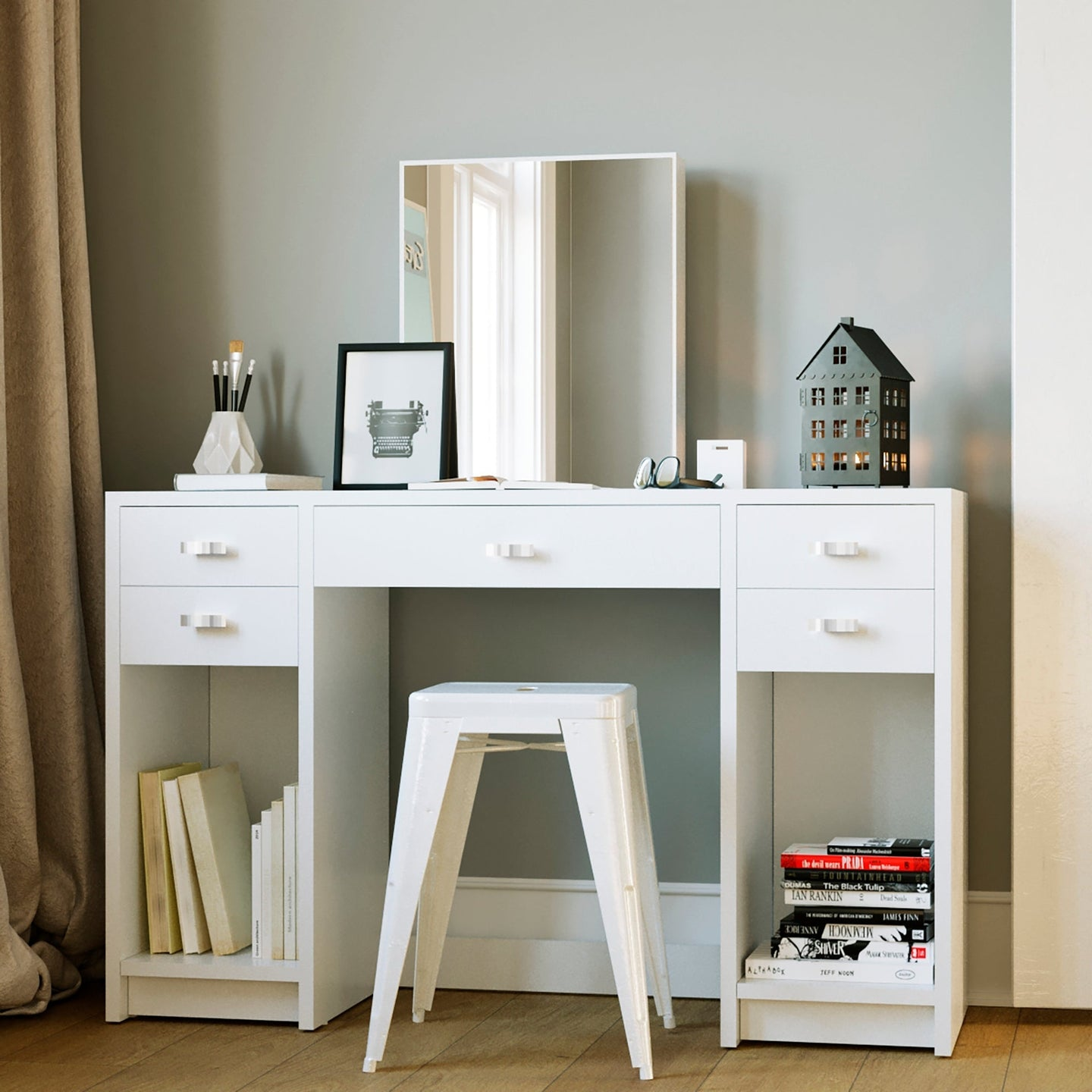 Boahaus Christina Dressing Table