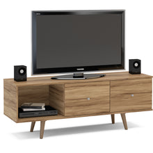 Boahaus Casual TV Stand for TV up to 50 inches