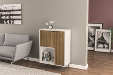 Modern Sideboard - Brown and white - Boahaus
