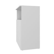 Boahaus Poitiers Kitchen Pantry, 02 doors, 01 shelf