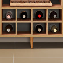 Boahaus Newcastle Wine Cabinet