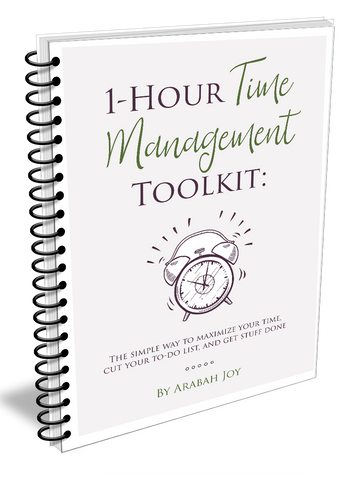1-Hour Time Management Toolkit