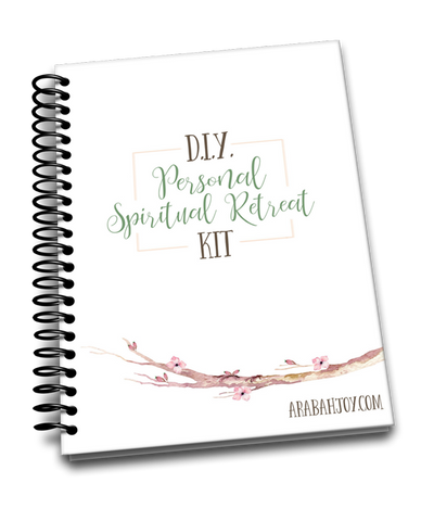 DIY Personal Spiritual Retreat