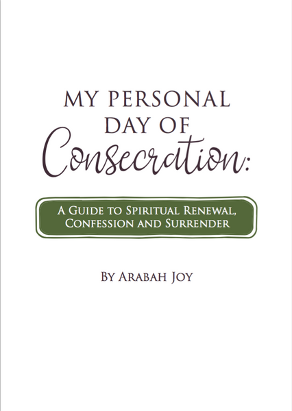 Personal Day of Consecration Guide